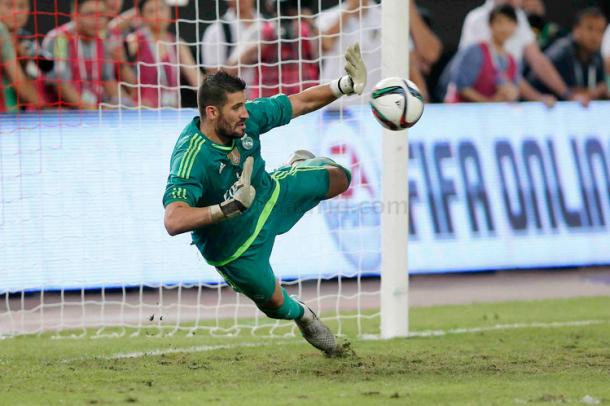 """Casilla: """"Intento hacerlo lo mejor posible, el míster es quien decide"""""""