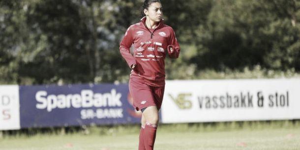 Yoreli Rincón marcó doblete con el Avaldsnes de Noruega
