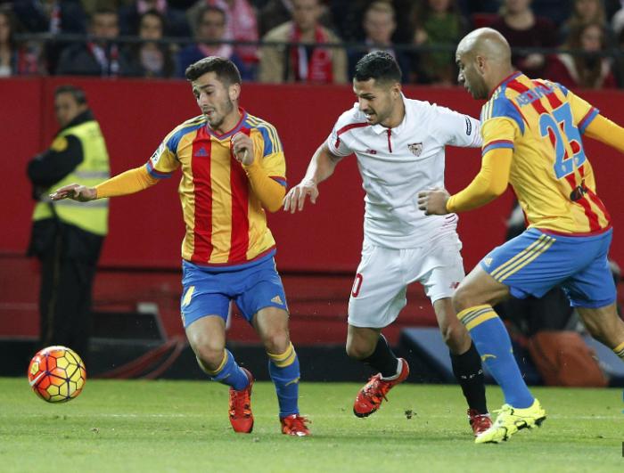 El Valencia - Sevilla ya tiene horario