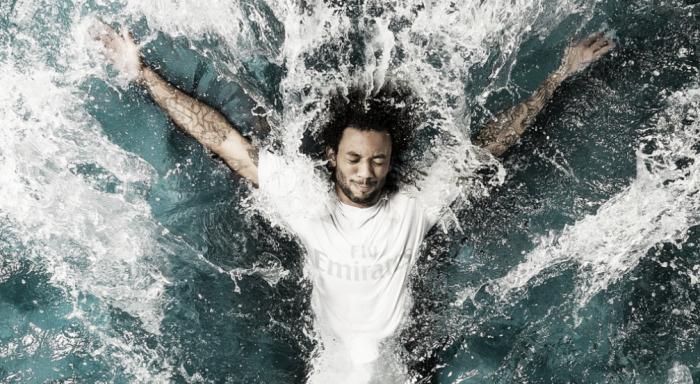 El Real Madrid jugará ante el Sporting con camisetas recicladas del océano