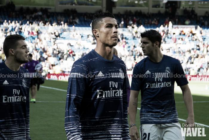 Cristiano Ronaldo, el mejor ante el Sporting según la afición