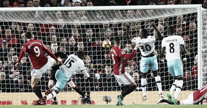 El United no puede con el West Ham de Payet