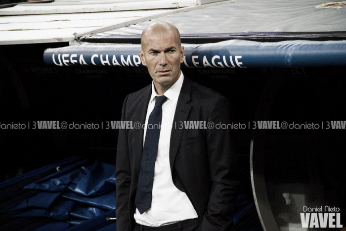 Zidane, a un partido de igualar el récord de Beenh ...