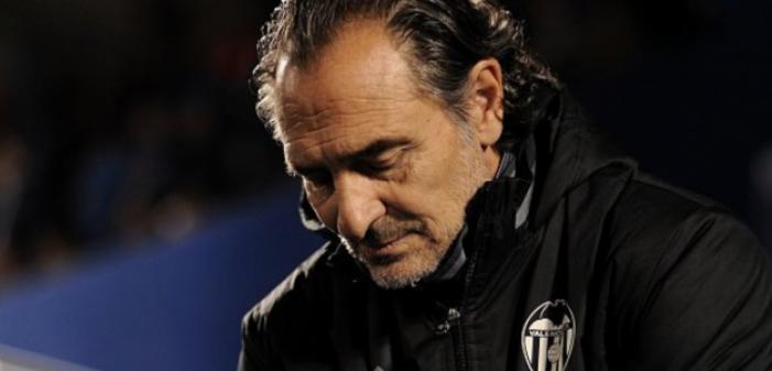 Valencia, Prandelli presenta le dimissioni