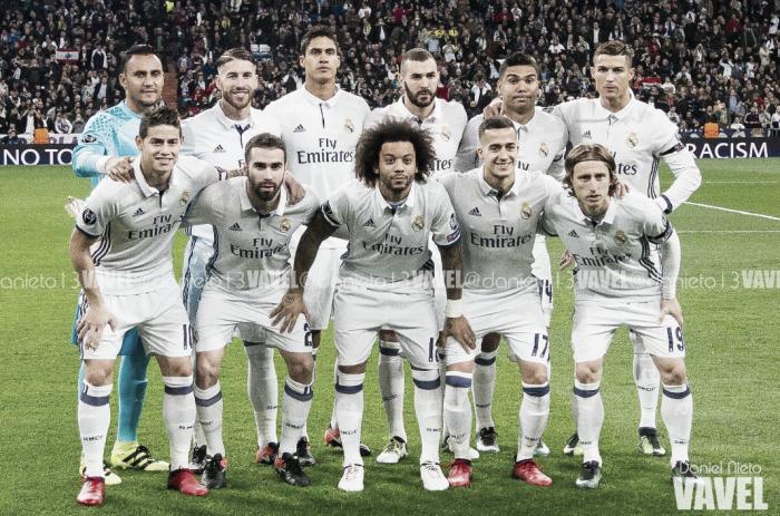 Cómo llega el Real Madrid a las semifinales de la Champions