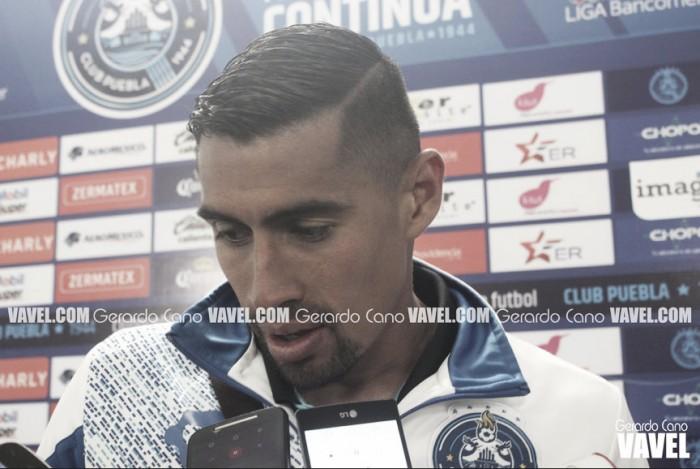 """Patricio Araujo: """"El empate no nos sirve de mucho"""
