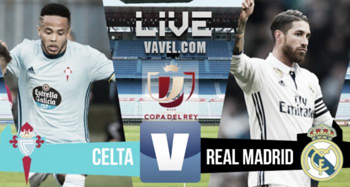 Partido De Futbol En Vivo Real Madrid Vs Celta Vigo