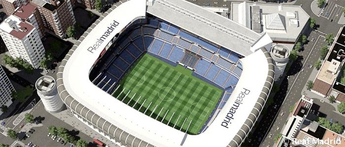 El Real Madrid implanta un Tour Virtual del Bernabéu
