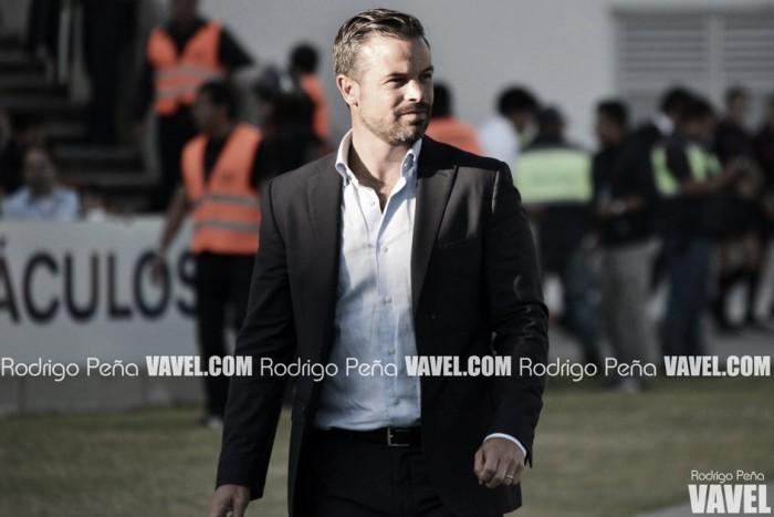"""Rafael Puente del Río: """"Tenemos cuatro finales"""""""