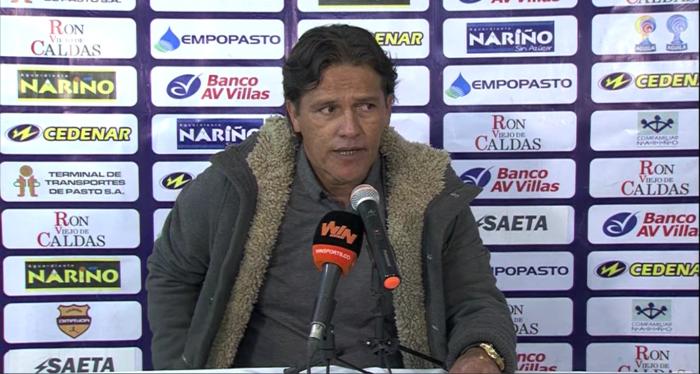 """Flabio Torres: """"La intención de ganar fue bien asimilada por los jugadores"""""""