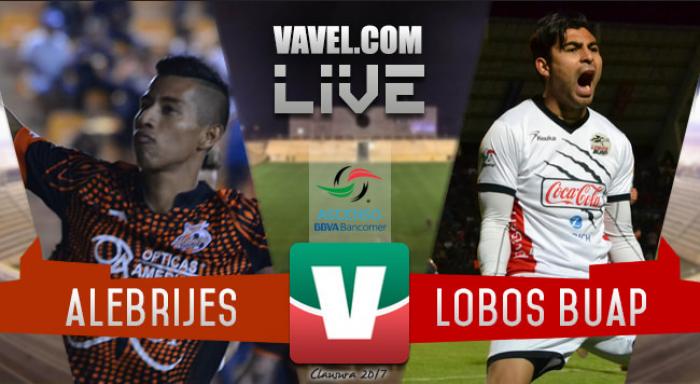Resultado y goles del Alebrijes 1-1 Lobos BUAP de la Liguilla Ascenso MX