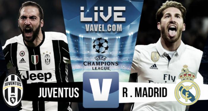 Resultado y goles Real Madrid 4-1 Juventus en la final de la Champions League 2017