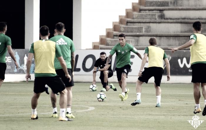 Cinco internacionales no entrenarán esta semana con el equipo