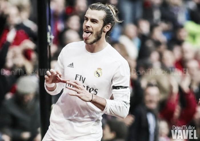 Il Real Madrid perde Bale per un mese