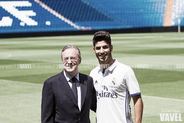 Real Madrid, Marco Asensio fino al 2023