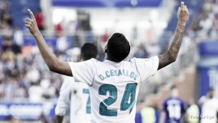 Ceballos podría tener su oportunidad frente al Espanyol