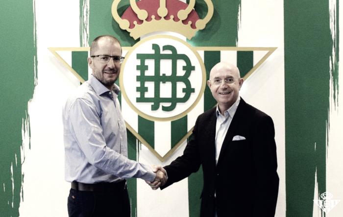 Jose Juan Romero firma una temporada más como técnico del Betis Deportivo