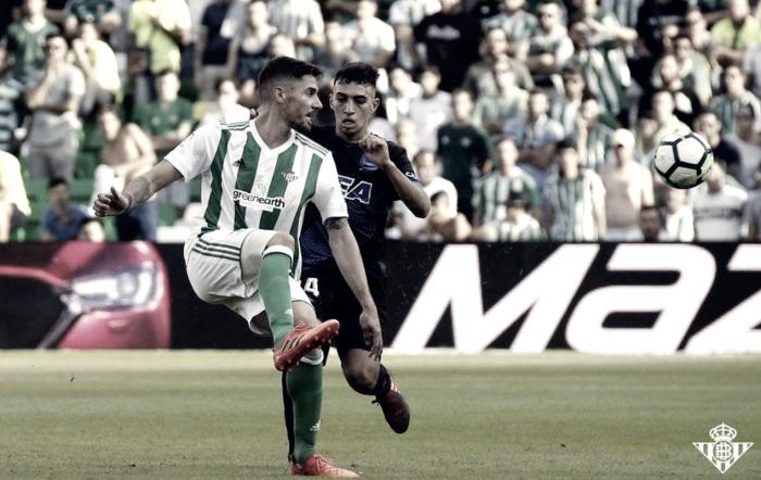 """Javi García: """"Jugamos para agradar al aficionado porque es un fútbol que nos gusta"""""""