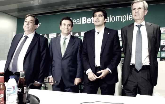 La venta de acciones del Betis, sometida a votación en la junta general de accionistas