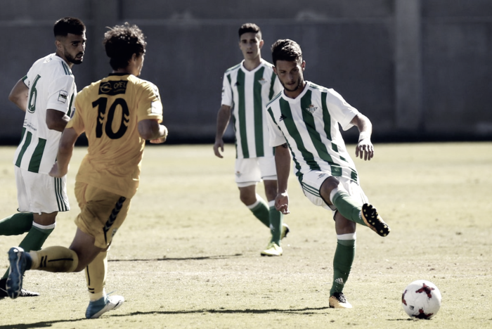 Betis Deportivo 1 - Marbella 1: Tercer empate consecutivo que sabe a poco