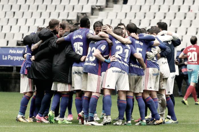 Previa Real Oviedo - CD Numancia: ganar para no descolgarse