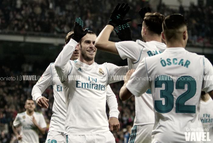Resultado Numancia 0-3 Real Madrid en Copa del Rey 2017