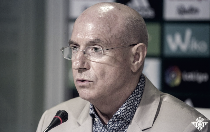"""Serra: """"Trataremos de buscar alguna solución consensuada con el cuerpo técnico"""""""