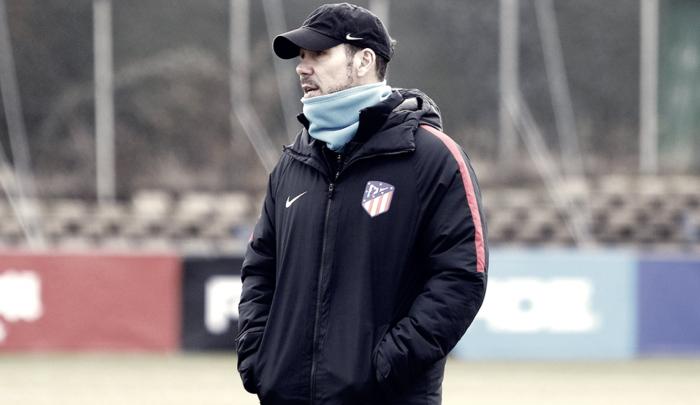 Simeone, con todo a por la Copa