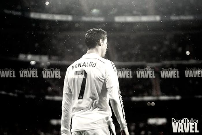 Cristiano Ronaldo, un animal letal contra la Real Sociedad