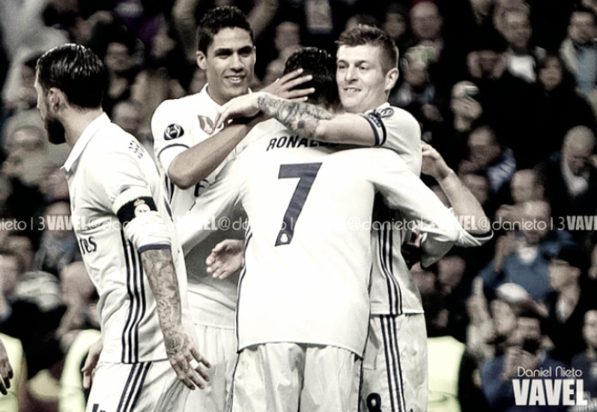 El Real Madrid, protagonista en las nominaciones a los premios por posiciones de la Champions con 7 jugadores