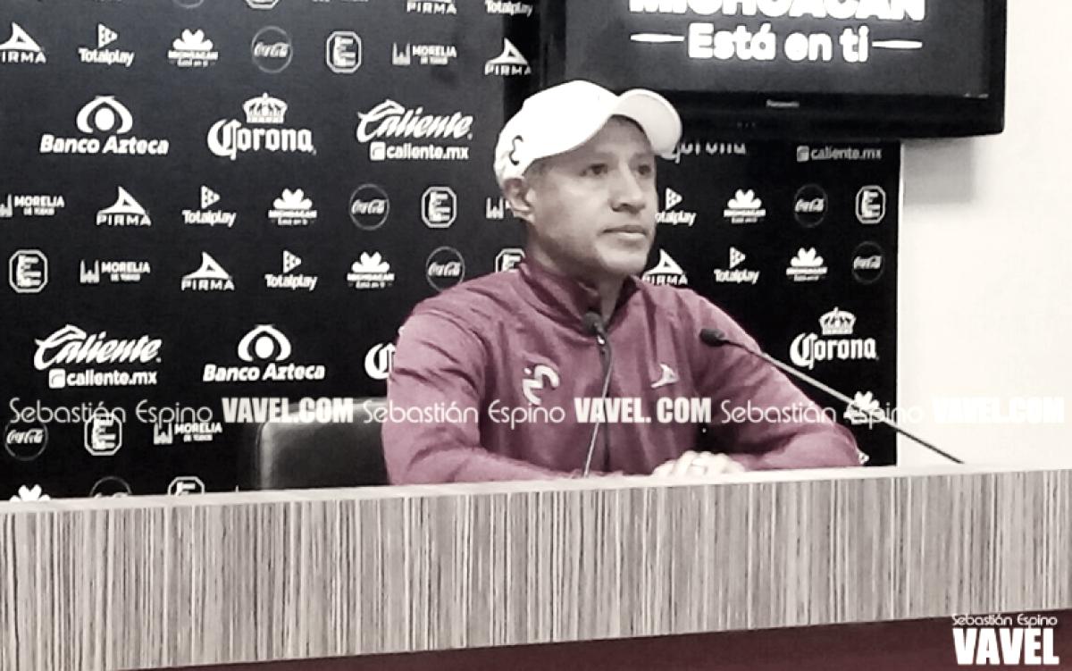 """Roberto Hernández: """"Duele la derrota en casa"""""""