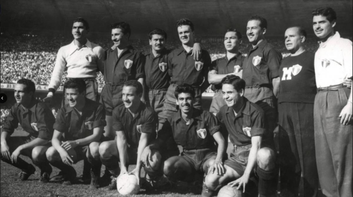 México en Mundiales | Brasil 1950 | De regreso a la justa