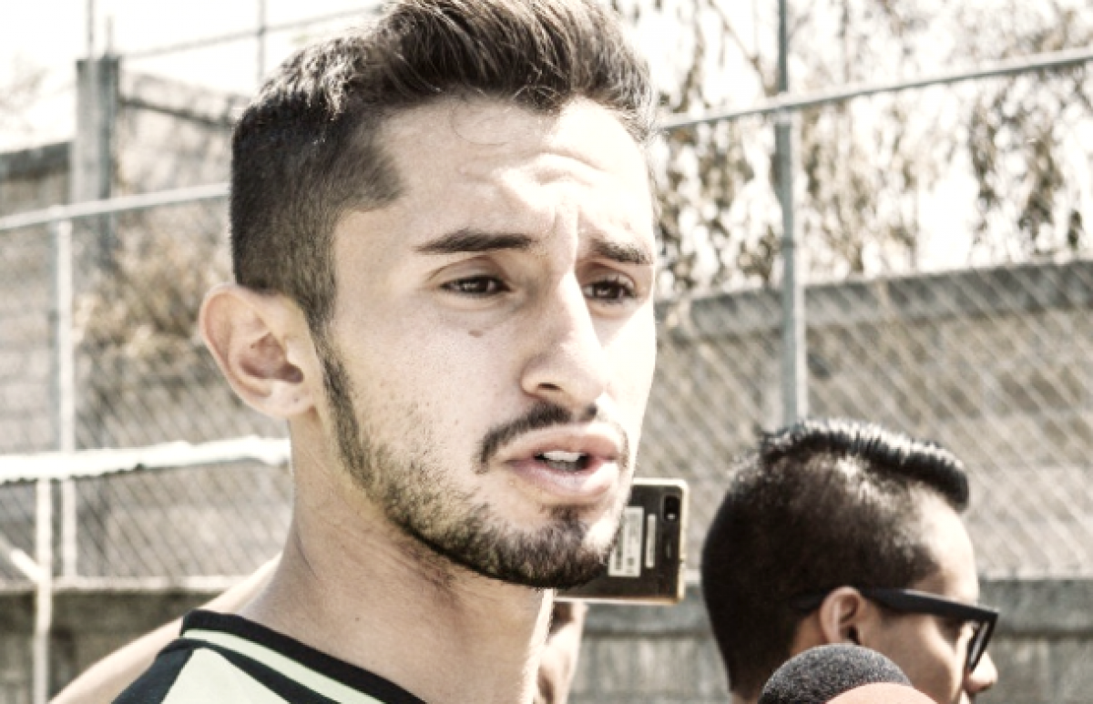 """Diego Cortés: """"Ganando aseguramos la calificación"""""""