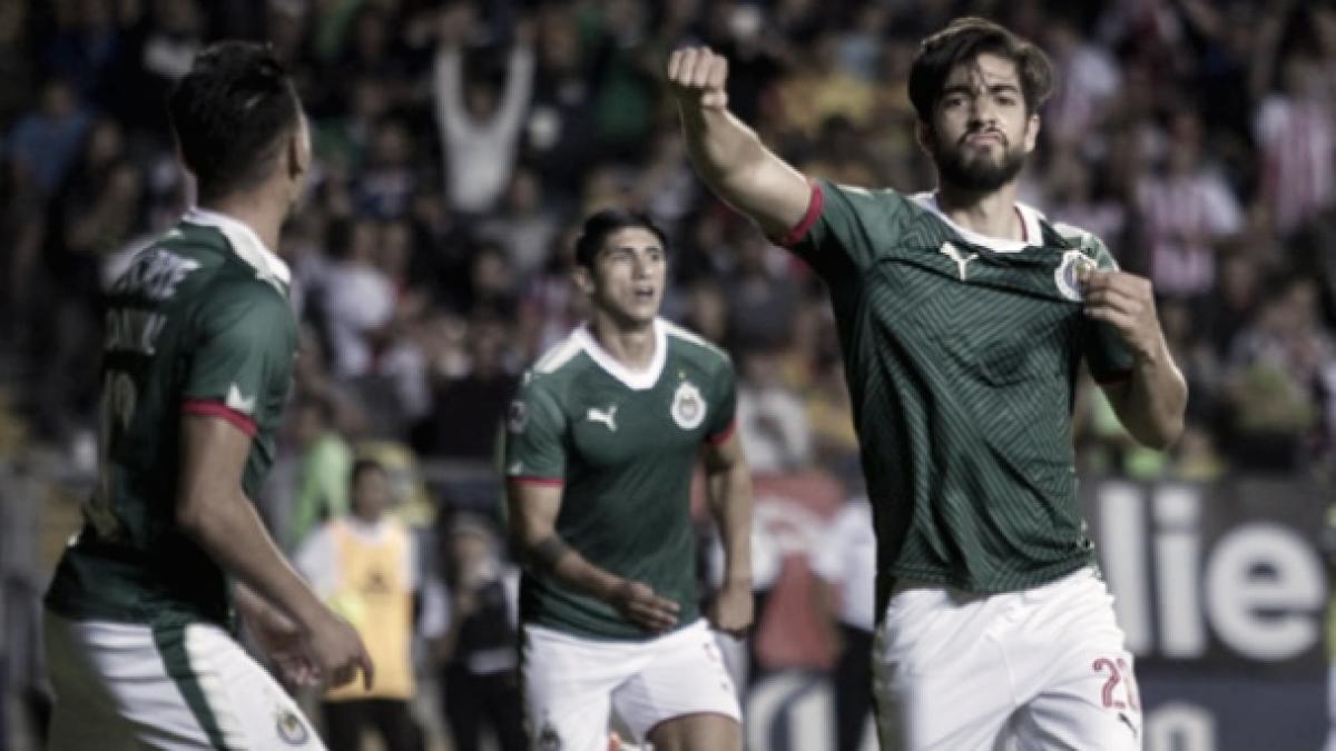 Monarcas 1-2 Chivas: puntuaciones de Chivas en la jornada 13 de la Liga MX Clausura 2018