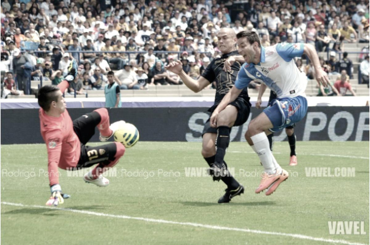 Puebla ha ganado cuatro de sus últimos cinco duelos ante Pumas