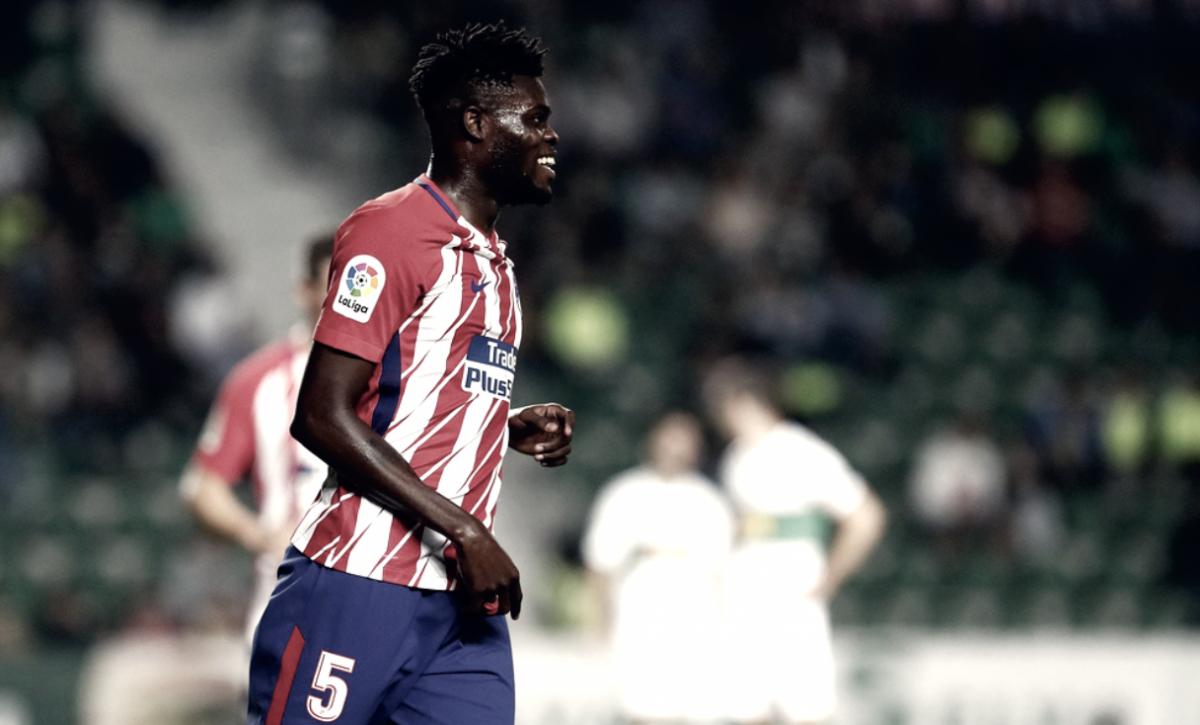 El Atlético ya tendría recambio para Thomas