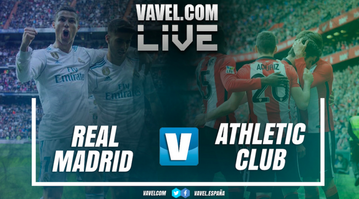 Resultado real madrid vs athletic de bilbao en vivo online Resultado real madrid hoy