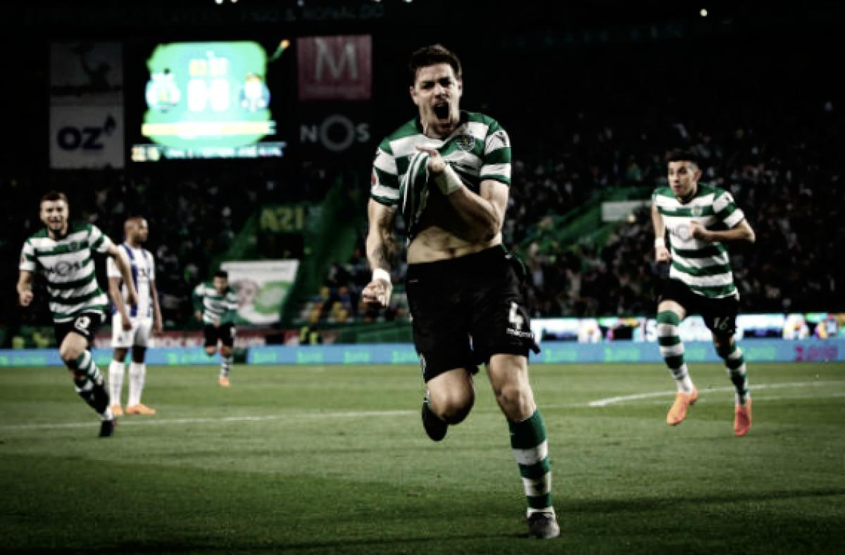 La fortuna sonríe al Sporting en los penaltis y estará en la final de Jamor