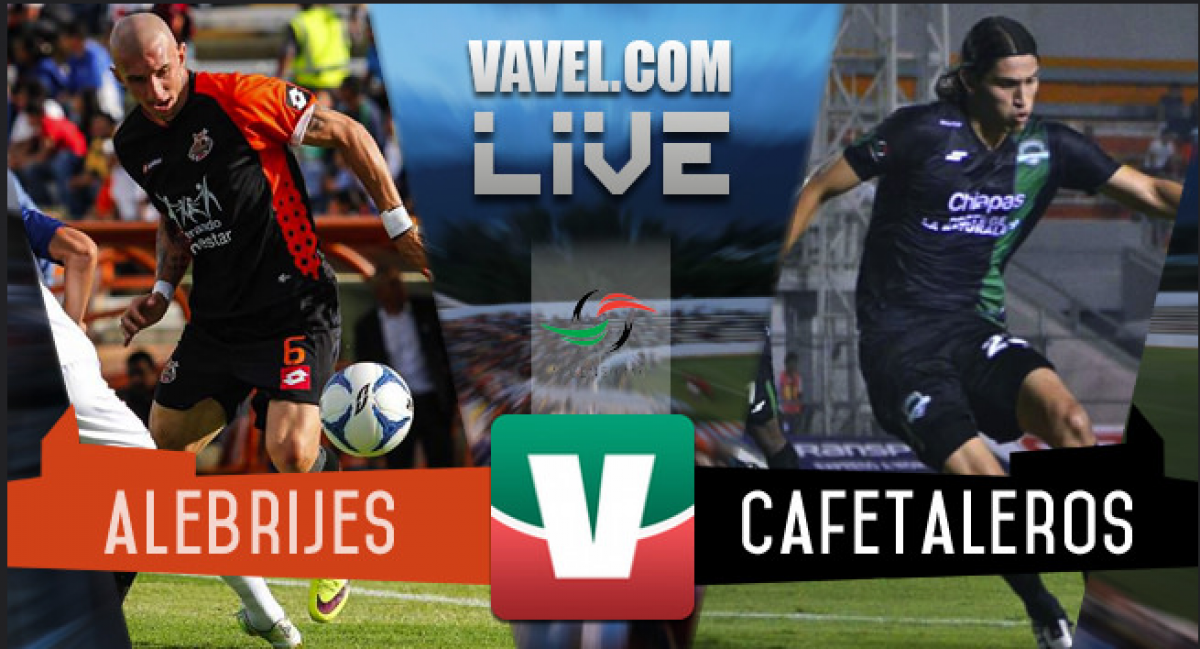 Alebrijes vs Cafetaleros en final Ascenso MX (2-1) Global (3-6)