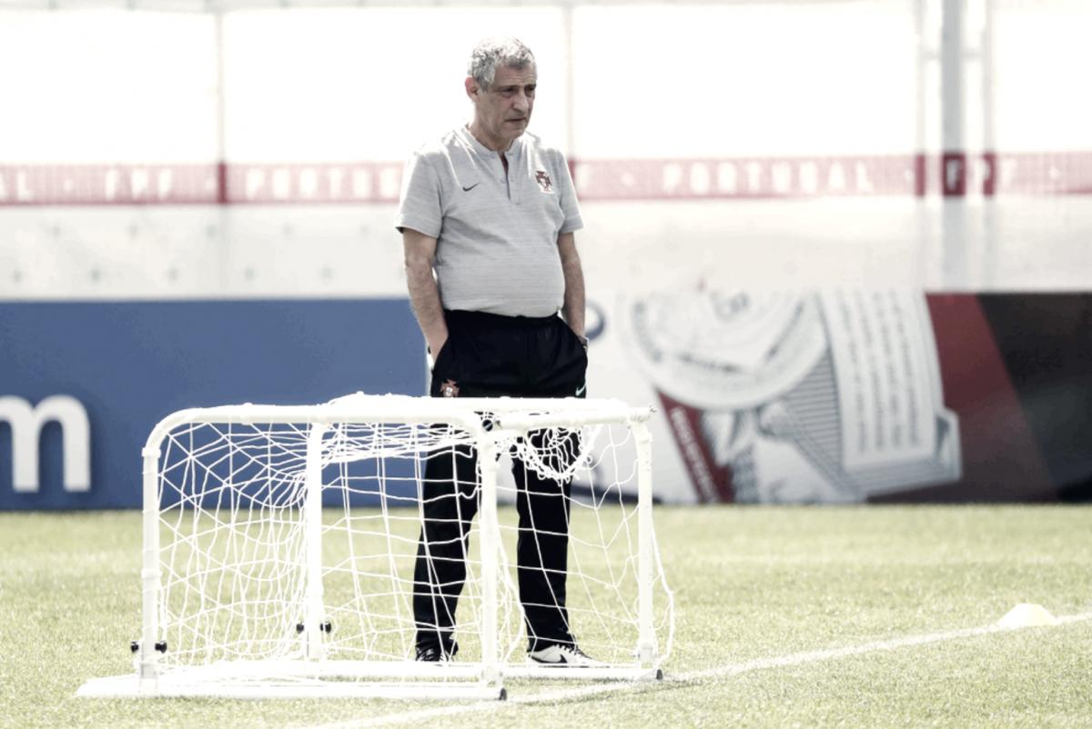 """Fernando Santos: """"Espero estar en Rusia un tiempo largo"""""""