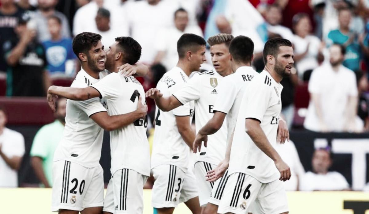 La Roma, el penúltimo escollo del Real Madrid para la Supercopa de Europa