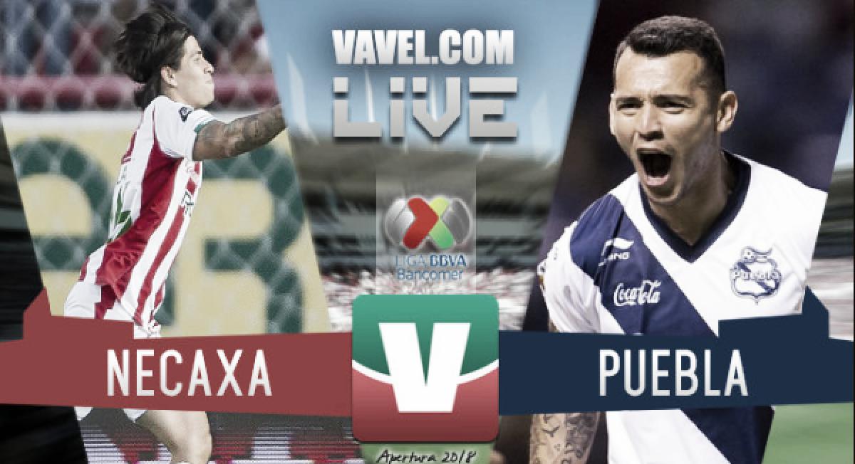 Club Puebla ya quiere ganar como visitante ante Necaxa