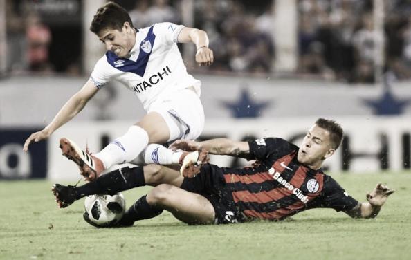 San Lorenzo con la balanza a favor en su historial ante Vélez Sarsfield