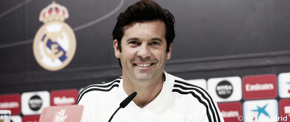 """Solari: """"Bale tiene que salir a comerse el campo cada vez que juega"""""""