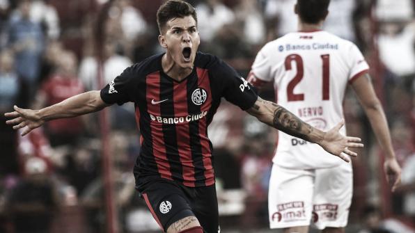 Últimos clásicos de San Lorenzo contra Huracán