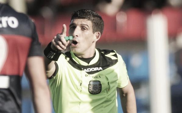 Árbitro definido para el San Lorenzo vs Estudiantes