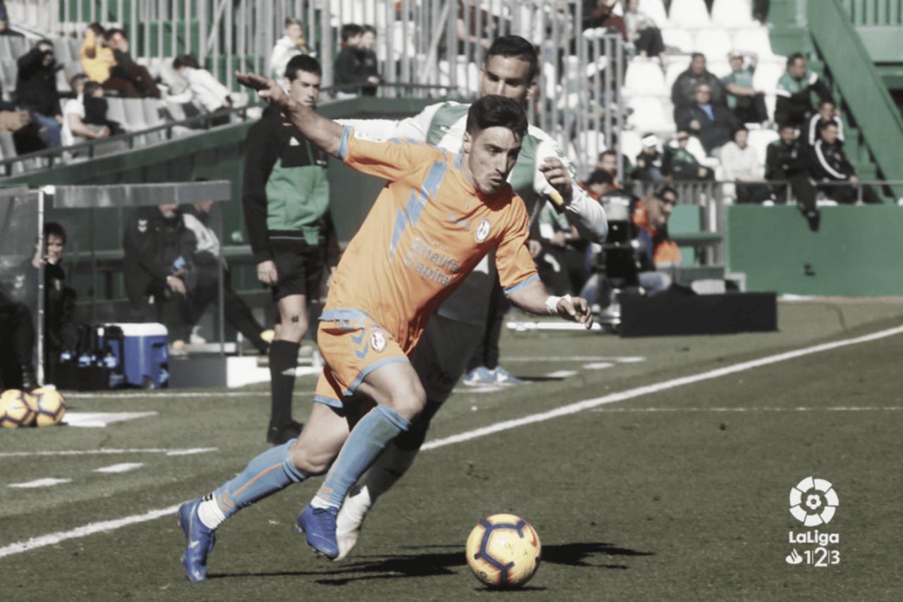 """Iza"" Carcelén, MVP del Rayo Majadahonda - Córdoba"
