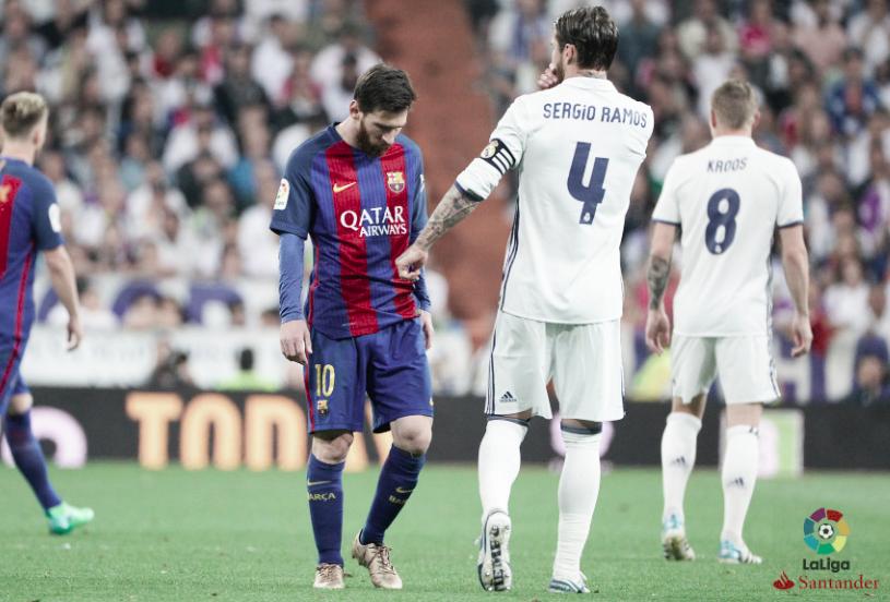Real Madrid y Barcelona en Copa, en Liga y hasta en la sopa
