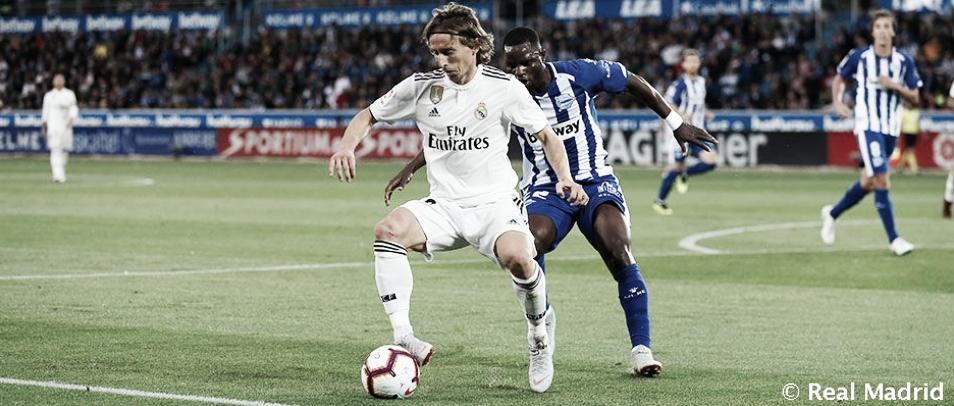 Previa Real Madrid - Alavés: El renacido contra el desaparecido