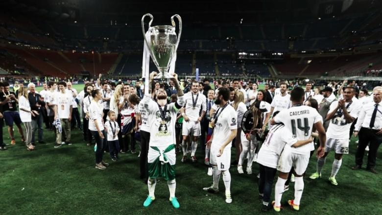 Nueva Champions, mismo Rey